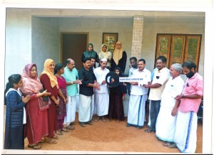 Inauguration of care home Project